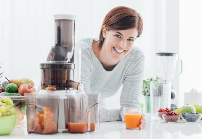 Cold Press Juicer Advantages