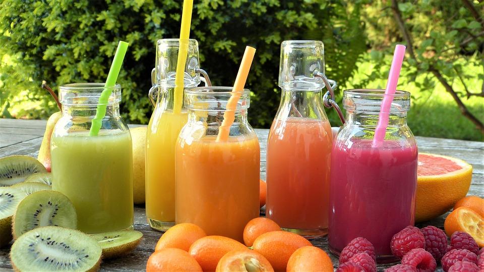 Cold Press Juice Nutrient Content