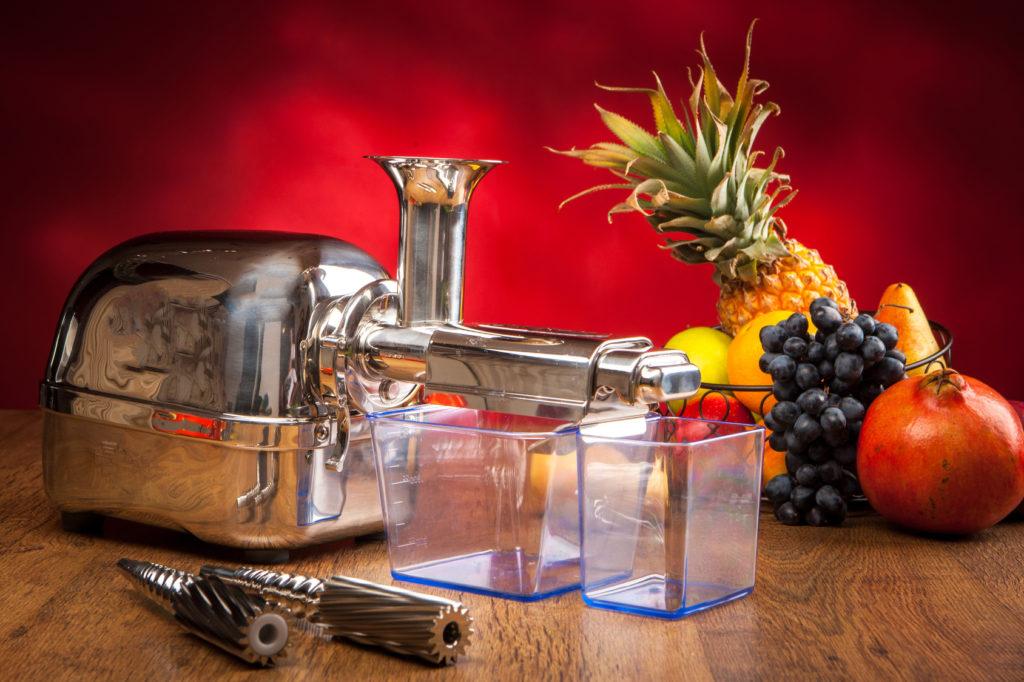 Juicer fruit.
