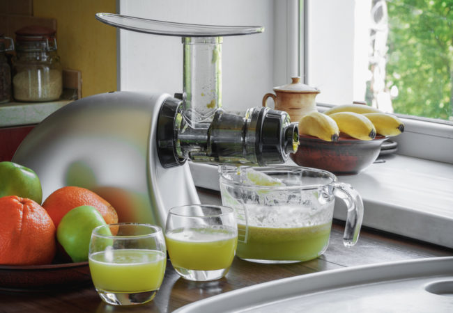Slow Juicer Recipes that are Nutrient Dense