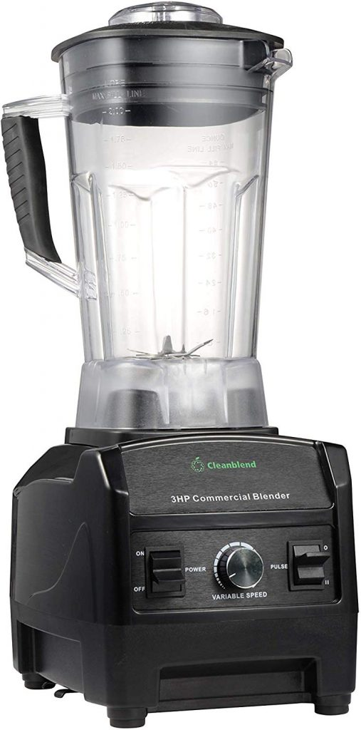 Cleanblend Blender - Best Commercial Blender for 2021