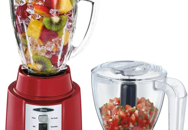 Oster Rapid Blend 8 Speed Blender Review